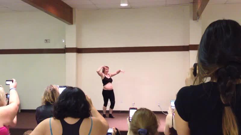 Mardi Love Choreography Third Coast Tribal