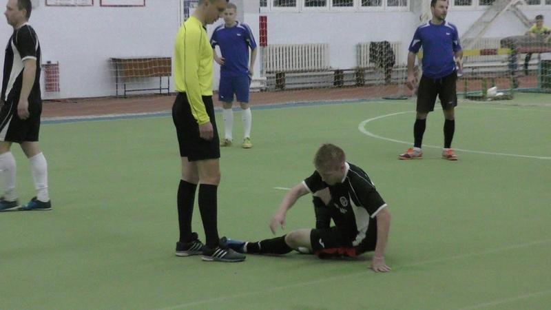 Футбол Импульс Артемовец - Полная версия