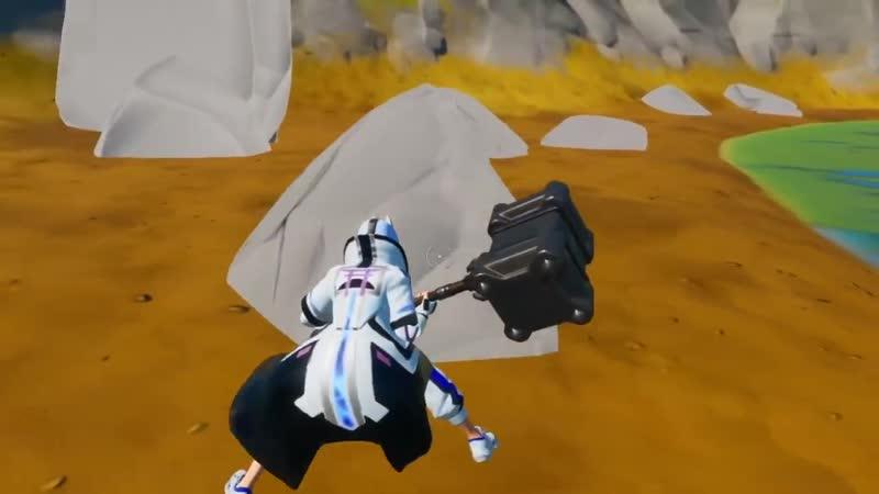 Игровой момент Fortnite 61