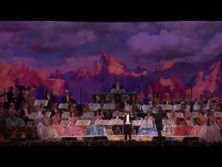 "Джеймс Ласт. ""Одинокий пастух"". Исп. Георге Замфир (пан - флейта) и Иоганн Штраус оркестр"" п/у Андре Рьё"