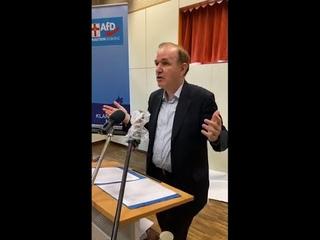 Das ZDF Nachrichtenmagazin Heute Journal brachte Fake News.  Dr. Gottfried Curio AfD