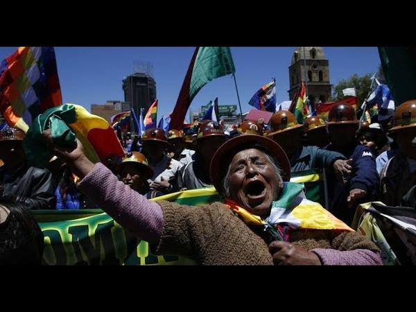 Юрий Подоляка: О чем говорят уроки боливийского майдана
