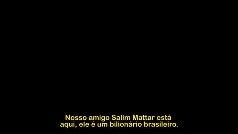 Só agora vi o vídeo do Paulo Guedes no Texas dizendo que vai vender todo o Brasil. É espantoso o tom debochado, leviano, com que