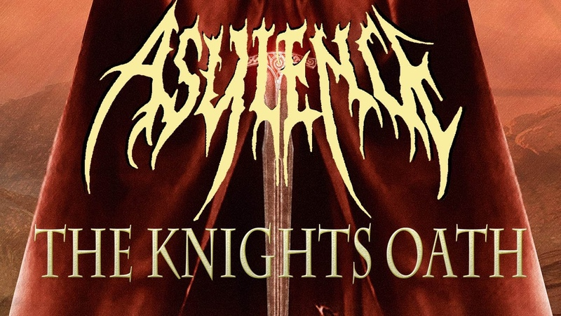 ASYLENCE The Knights Oath Official Lyric Video