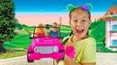 Машина для Барби и Кена! Распаковка игрушек