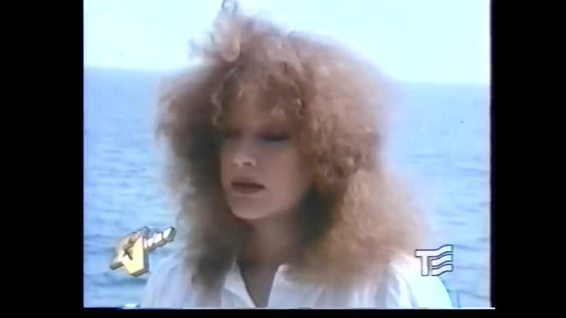 Алла Пугачева Дежурный ангел клип 1982 год 1