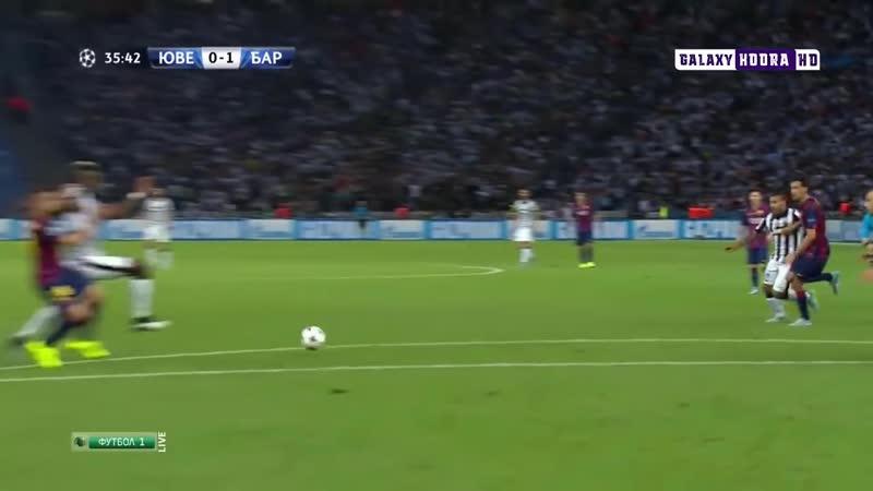 Barcelona 3 1 Juventus 2015 Final