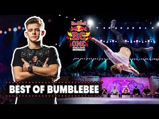 B-Boy Bumblebee | All Rounds | Red Bull BC One World Final Mumbai 2019