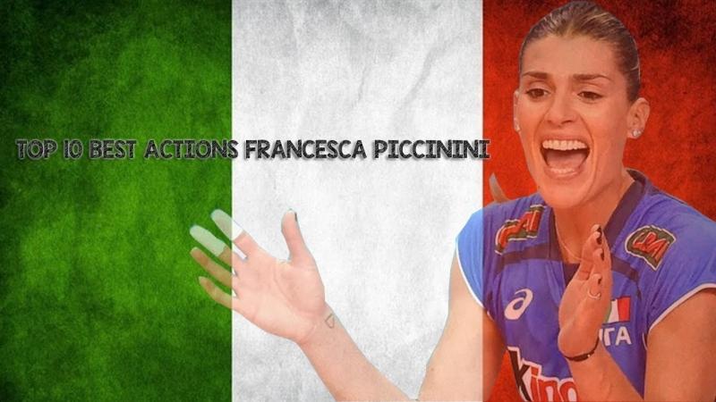 Top 10 Best Actions Francesca Piccinini
