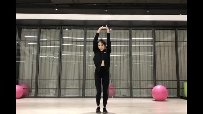 COVER ZhangLuofei 현아 HyunA FLOWER SHOWER