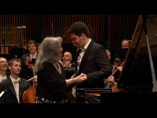 Wiener Symphoniker, Lahav Shani, Martha Argerich - Prokofiev, Ravel, Rachmaninov ( Vienna, )