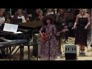 Esperanza Spalding at Carnegie Hall