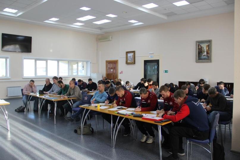 Сергей Ленивкин: «Наш центр подготовки юных футболистов сделал большой шаг вперёд», изображение №8