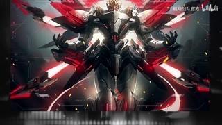 Iron Saga OP - 「Sea of Fire」 (Official Lyrics Video) MV - Hiroyuki Sawano ft. Mizuki