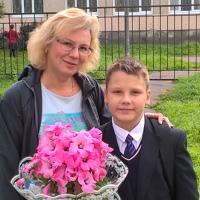 Анна Кузьмина-Васильева фото со страницы ВКонтакте