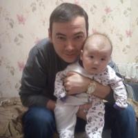 Фотография страницы Ермека Бекмухаметова ВКонтакте
