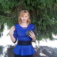 Фотография страницы Наталіи Заєць ВКонтакте