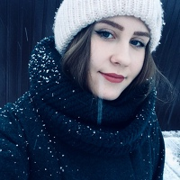 Фотография профиля Кати Сирик ВКонтакте