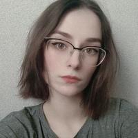 Фотография анкеты Ксении Папушы ВКонтакте