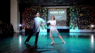 Nord Cup 2021  Шоу преподавателей, Сергей Лебедев и Вероника Лебедева Карева