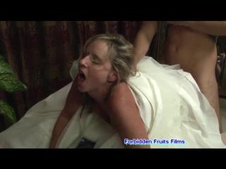 Сын выебал пьяную мамку перед свадьбой   incest mom son инцест зрелая мама jodi west