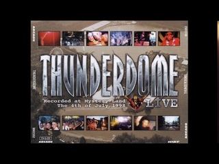 THUNDERDOME '98 Live   CD 1  -  Recorded At Mystery Land   (ID&T 1998)  High Quality