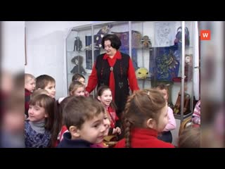 """Ретроспектива-2010: выставка """"В мире кукол"""""""