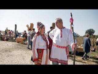 """VI фестиваль эрзянской песни """"Торамось терди""""(Зов Торамы), III фест.резчиков """"Кой"""". Эрзянь кельсэ."""