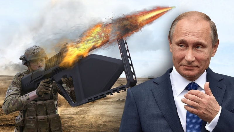 Смертельное оружие Путина Горят даже камни