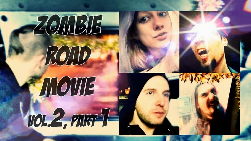 Zombie Road Movie vol 2 part 1