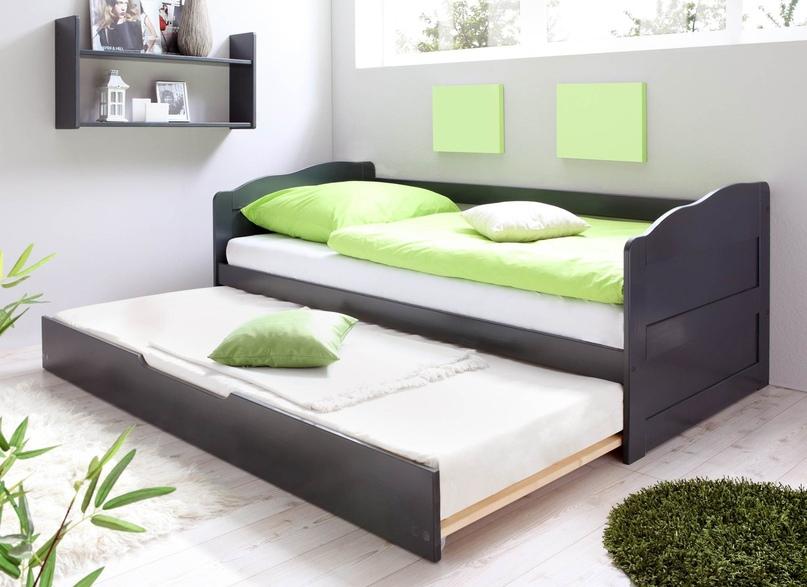Плюсы и минусы двухъярусных выдвижных кроватей, популярные дизайны, изображение №12