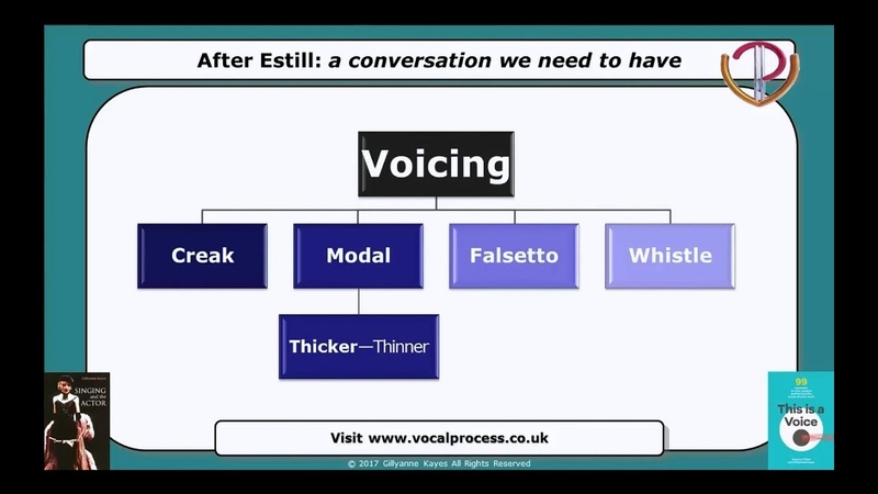 After Estill The problem with Falsetto in Estill Voice Craft