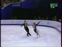 Olympics 2002 FD Margarita Drobiazko Povilas Vanagas