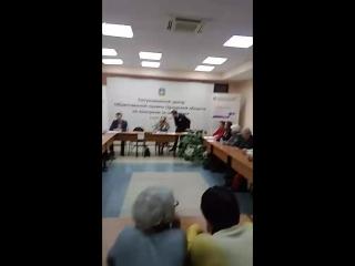 Расширенное заседание рабочей группы по наблюдению за выборами