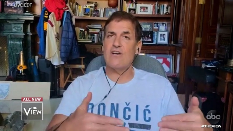 Mark Cuban Gives Advice to Small Businesses Amid Coronavirus Crisis The View