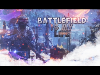 BATTLEFIELD IS MY LIFE | BFV Frag Movie