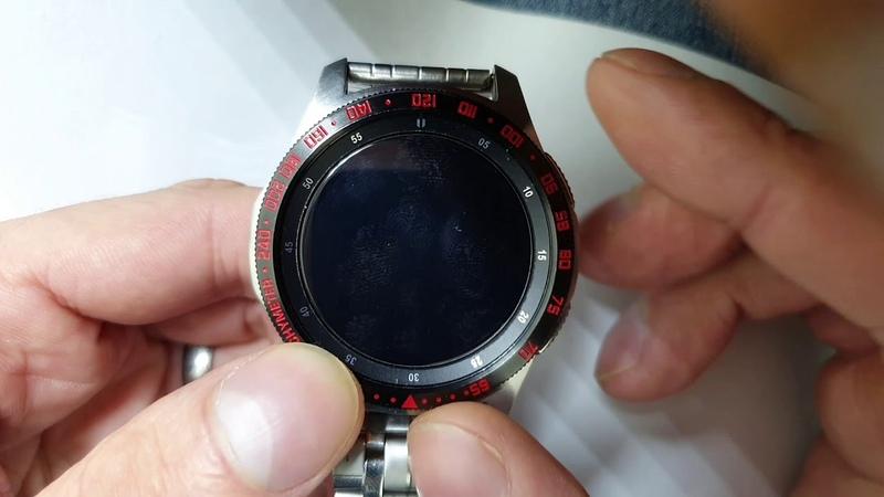 GAS LAMP 2IN1 WW42 Transformer Multilang watchface for Samsung Gear Samsung Galaxy watch