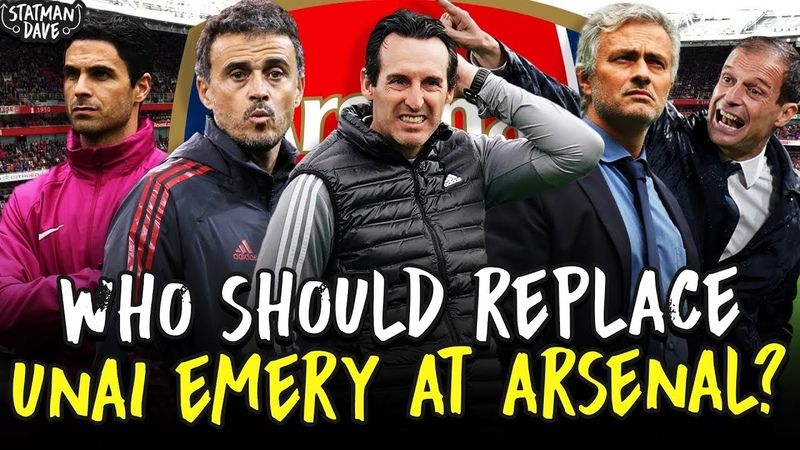 Who Should Replace Unai Emery as Arsenal Manager