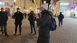 "13 Дарья Татарчук ""Поэты Открытых Пространств"""