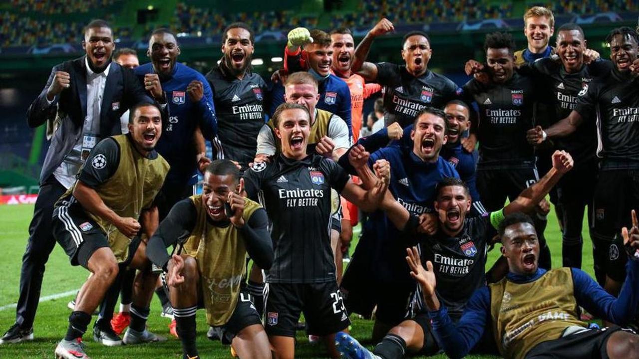 Манчестер Сити - Лион, 1:3. Лига чемпионов