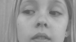 Варя Вашлаева - А я верила раньше в любовь (Полина Боричева, 14 лет)