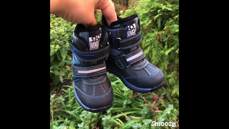 Обувь первый шаг демисезон