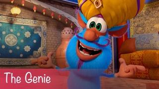 Booba - The Genie - Episode - Cartoon for kids