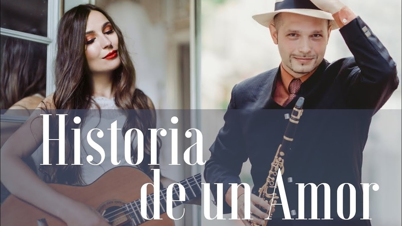 Historia de un Amor Yuliya Lonskaya Kyrill Rybakov Clarinet Guitar