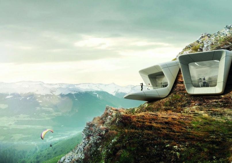 Лучше гор может быть только музей с видом на горы, изображение №2