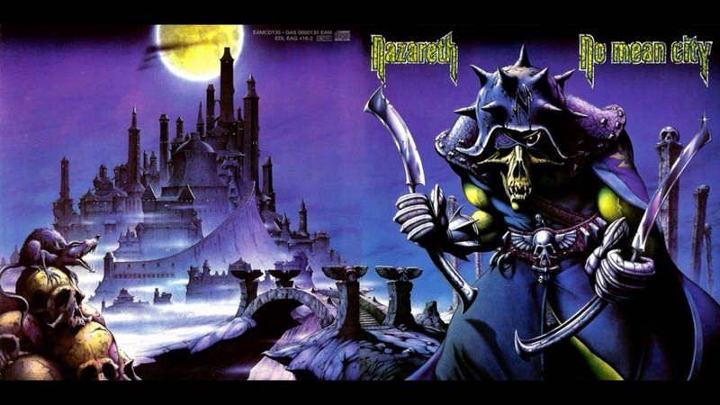 N̲a̲zare̲th N̲o M̲ean City̲ Full Album 1978