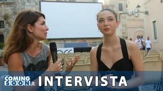 Ortigia Film Festival: Intervista esclusiva di Coming Soon a Matilda De Angelis   HD