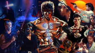 Ultimate 80's Warriors Power Workout Compilation Mix Vol I (Reupload)