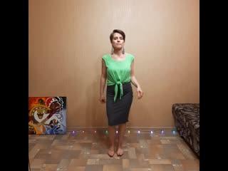 #Танцуюдома | Бачата | Школа танцев ArmenyCasa Челябинск