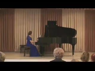 Концерт посвященный 145-летию со дня рождения Сергея Рахманинова (2 часть)